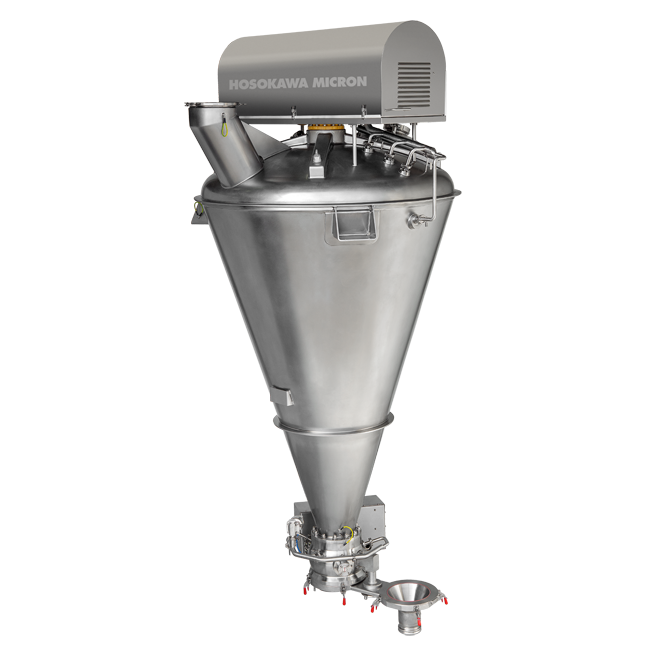 Nauta® conical screw mixer